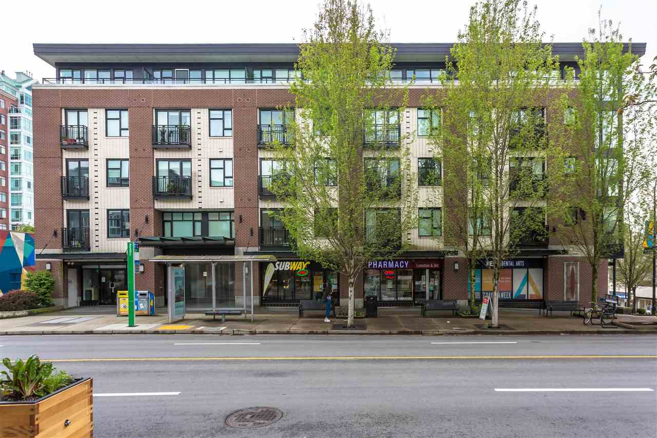 216 111 E 3RD STREET - Lower Lonsdale Apartment/Condo for sale, 1 Bedroom (R2574797) - #21