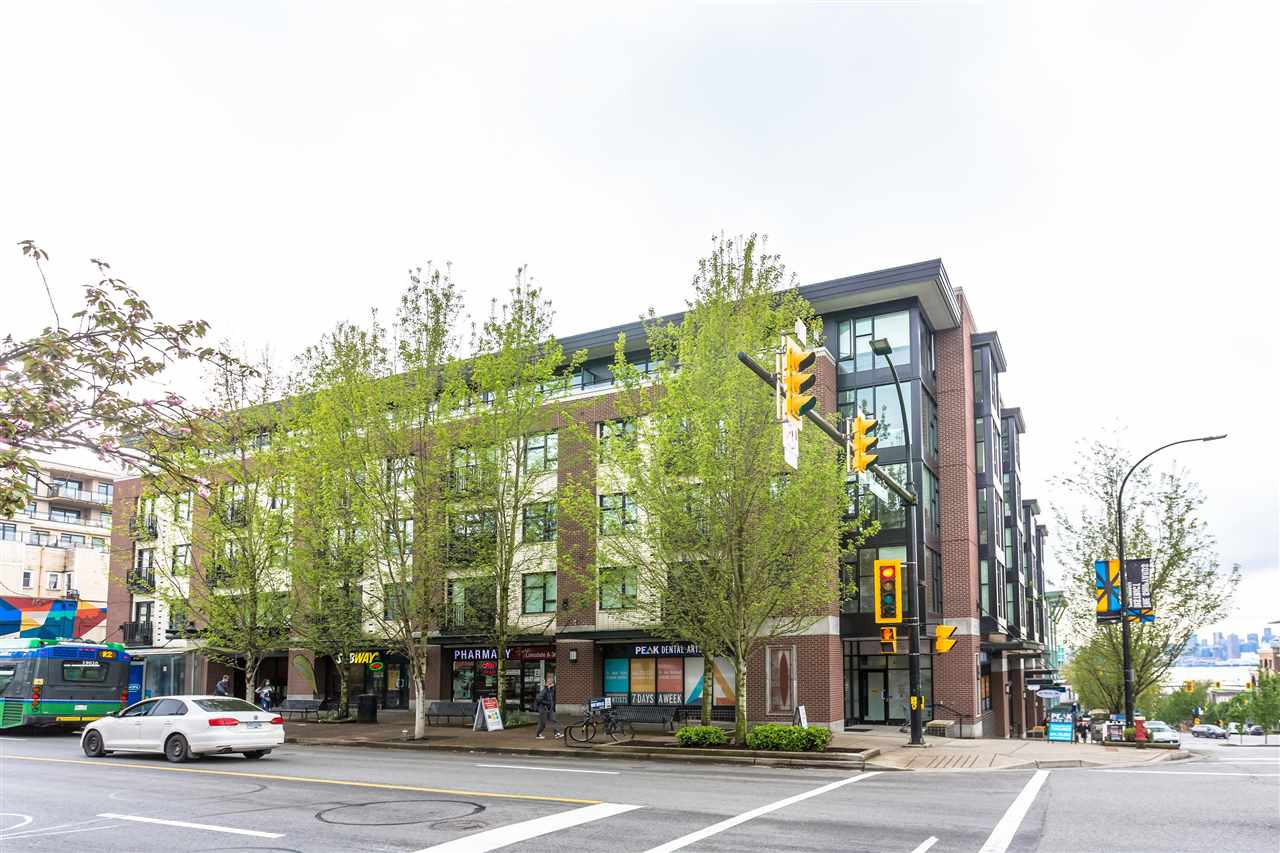 216 111 E 3RD STREET - Lower Lonsdale Apartment/Condo for sale, 1 Bedroom (R2574797) - #22
