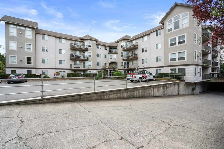 209 33480 GEORGE FERGUSON WAY - Central Abbotsford Apartment/Condo for sale, 2 Bedrooms (R2574815)