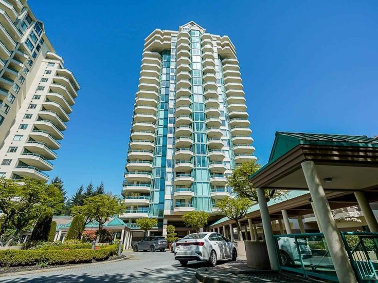18B 338 TAYLOR WAY - Park Royal Apartment/Condo for sale, 2 Bedrooms (R2574818)