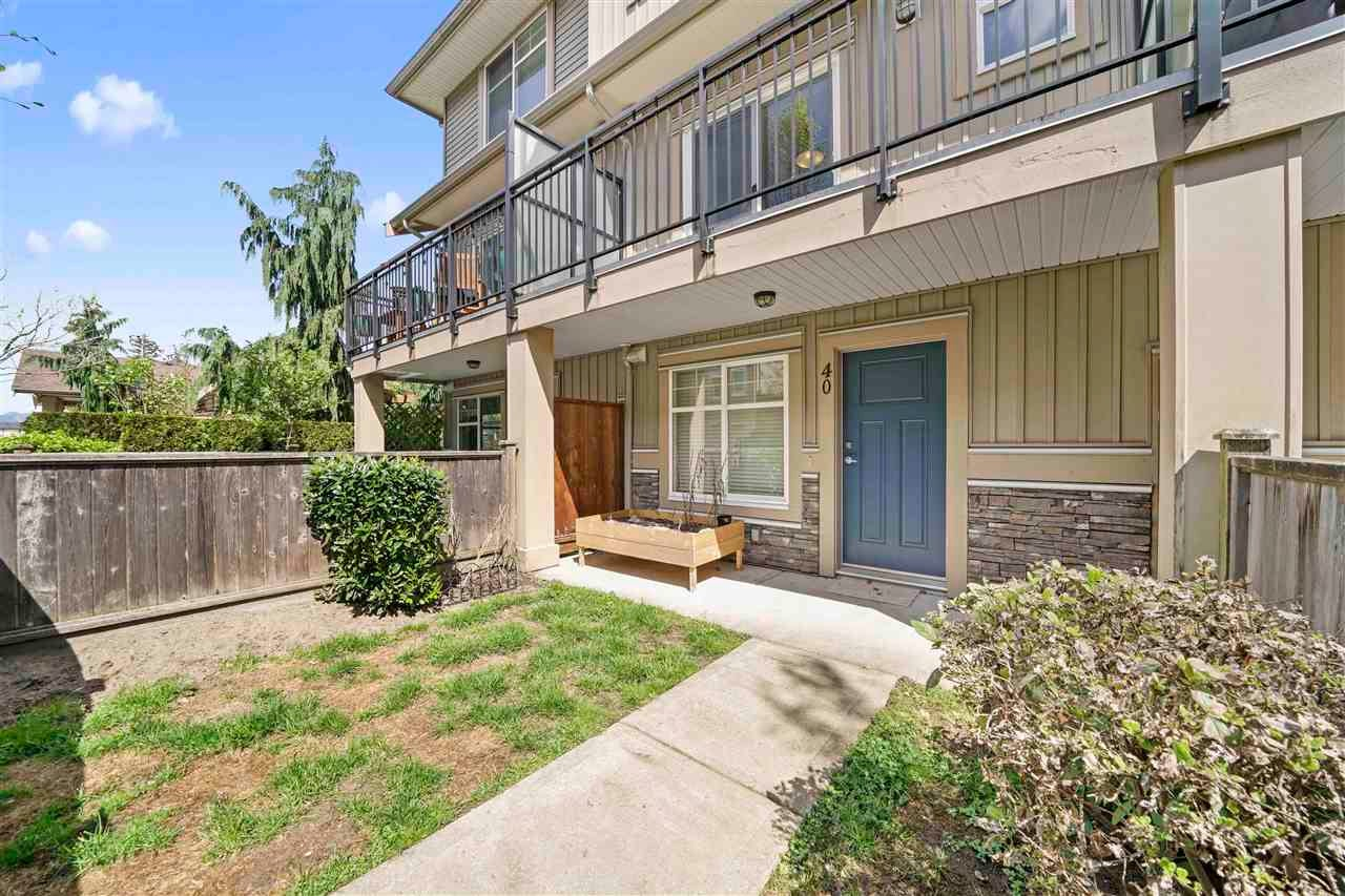 40 20966 77A AVENUE - Willoughby Heights Townhouse for sale, 3 Bedrooms (R2574825) - #25