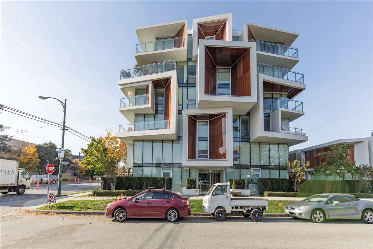 206 5699 BAILLIE STREET - Cambie Apartment/Condo for sale, 2 Bedrooms (R2574838)