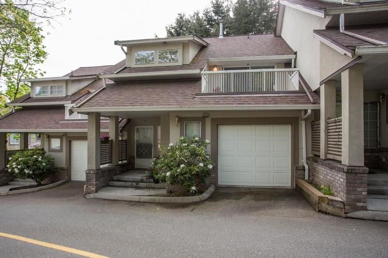3406 AMBERLY PLACE - Champlain Heights Townhouse for sale, 2 Bedrooms (R2574935)