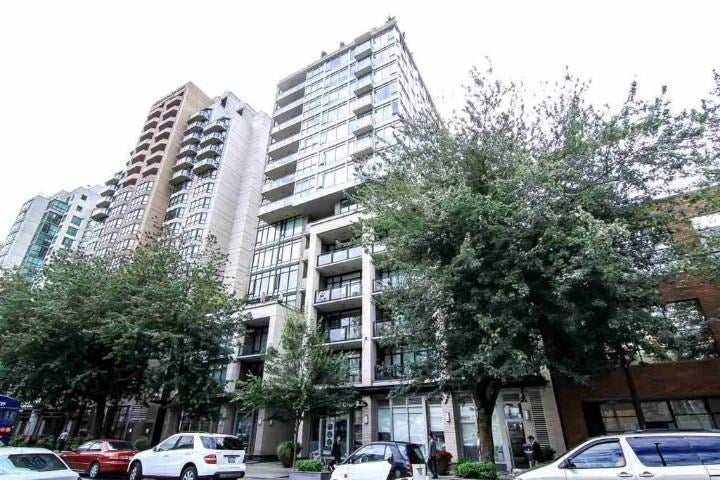502 1252 HORNBY STREET - Downtown VW Apartment/Condo for sale, 1 Bedroom (R2574946)