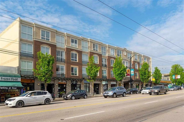 210 2265 E HASTINGS STREET - Hastings Apartment/Condo for sale, 2 Bedrooms (R2574972)
