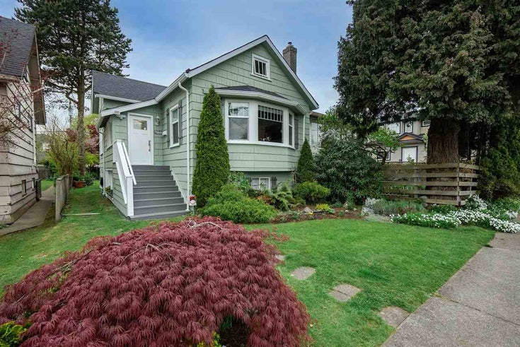 7849 BIRCH STREET - Marpole House/Single Family for sale, 4 Bedrooms (R2574973)