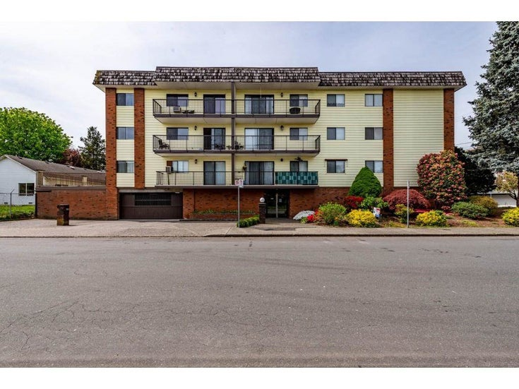 105 9417 NOWELL STREET - Chilliwack N Yale-Well Apartment/Condo for sale, 2 Bedrooms (R2575032)
