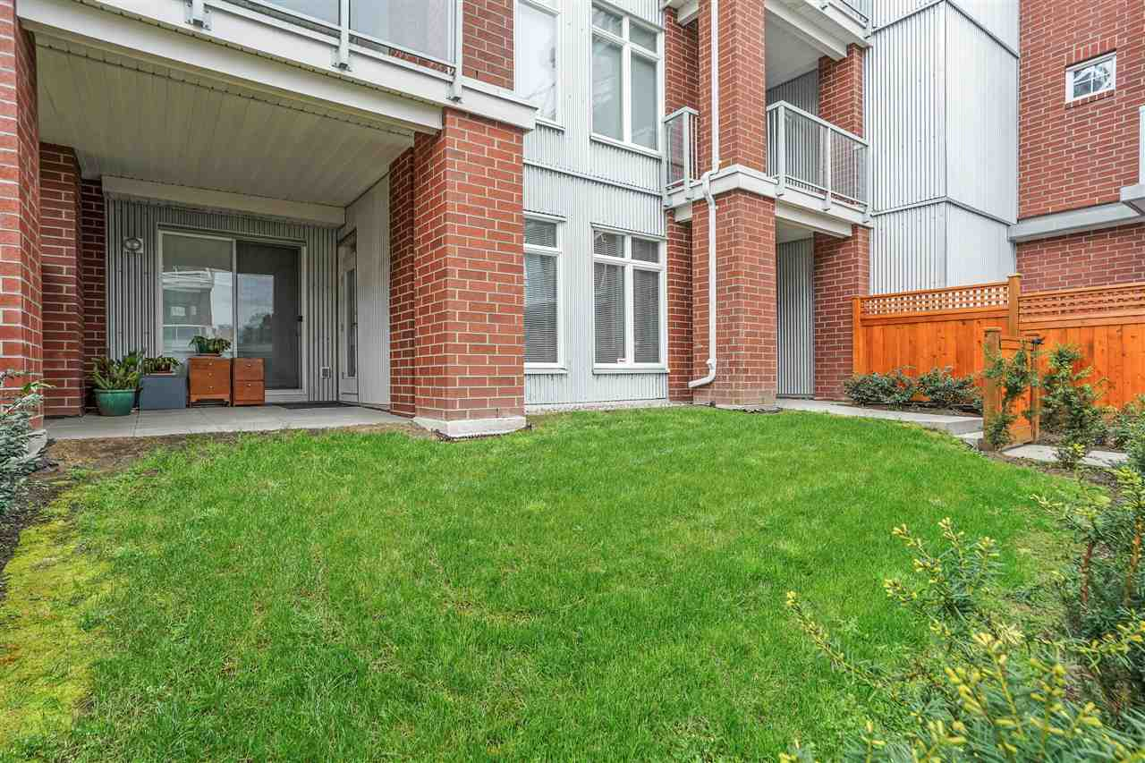 105 4111 BAYVIEW STREET - Steveston South Apartment/Condo for sale, 2 Bedrooms (R2575054)