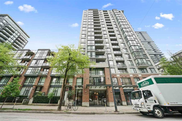 701 1082 SEYMOUR STREET - Downtown VW Apartment/Condo for sale, 1 Bedroom (R2575077)