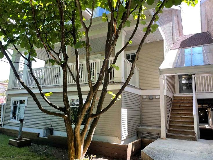 3 2498 E 8TH AVENUE - Renfrew VE Townhouse for sale, 3 Bedrooms (R2575110)