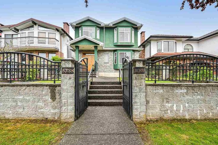 5738 LANCASTER STREET - Killarney VE House/Single Family for sale, 7 Bedrooms (R2575116)