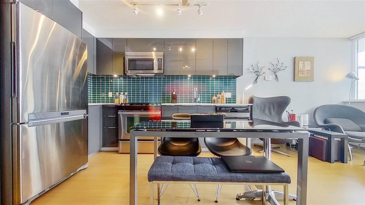 701 1325 ROLSTON STREET - Downtown VW Apartment/Condo for sale, 1 Bedroom (R2575121) - #1
