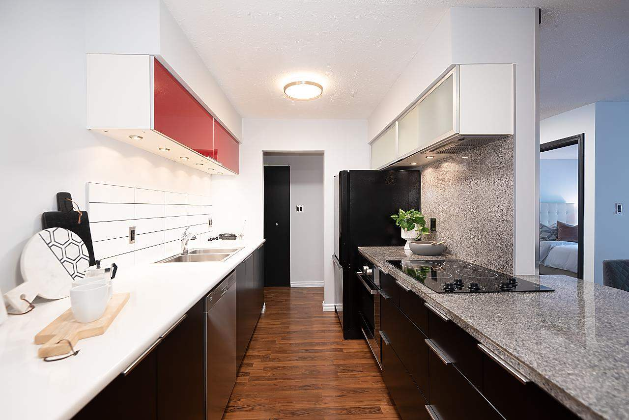 102 250 W 1ST STREET - Lower Lonsdale Apartment/Condo for sale, 1 Bedroom (R2575153) - #22