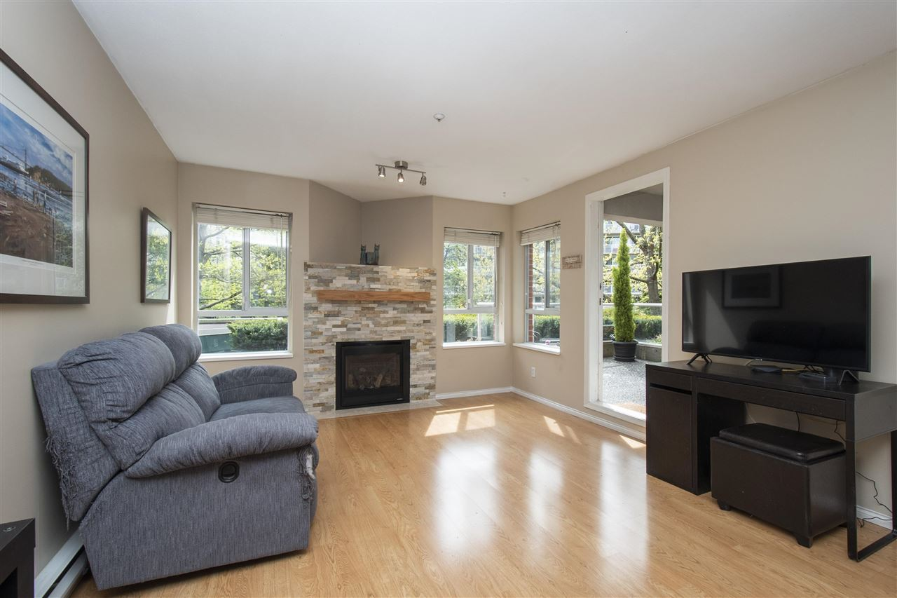 102 128 W 8TH STREET - Central Lonsdale Apartment/Condo for sale, 1 Bedroom (R2575197) - #11