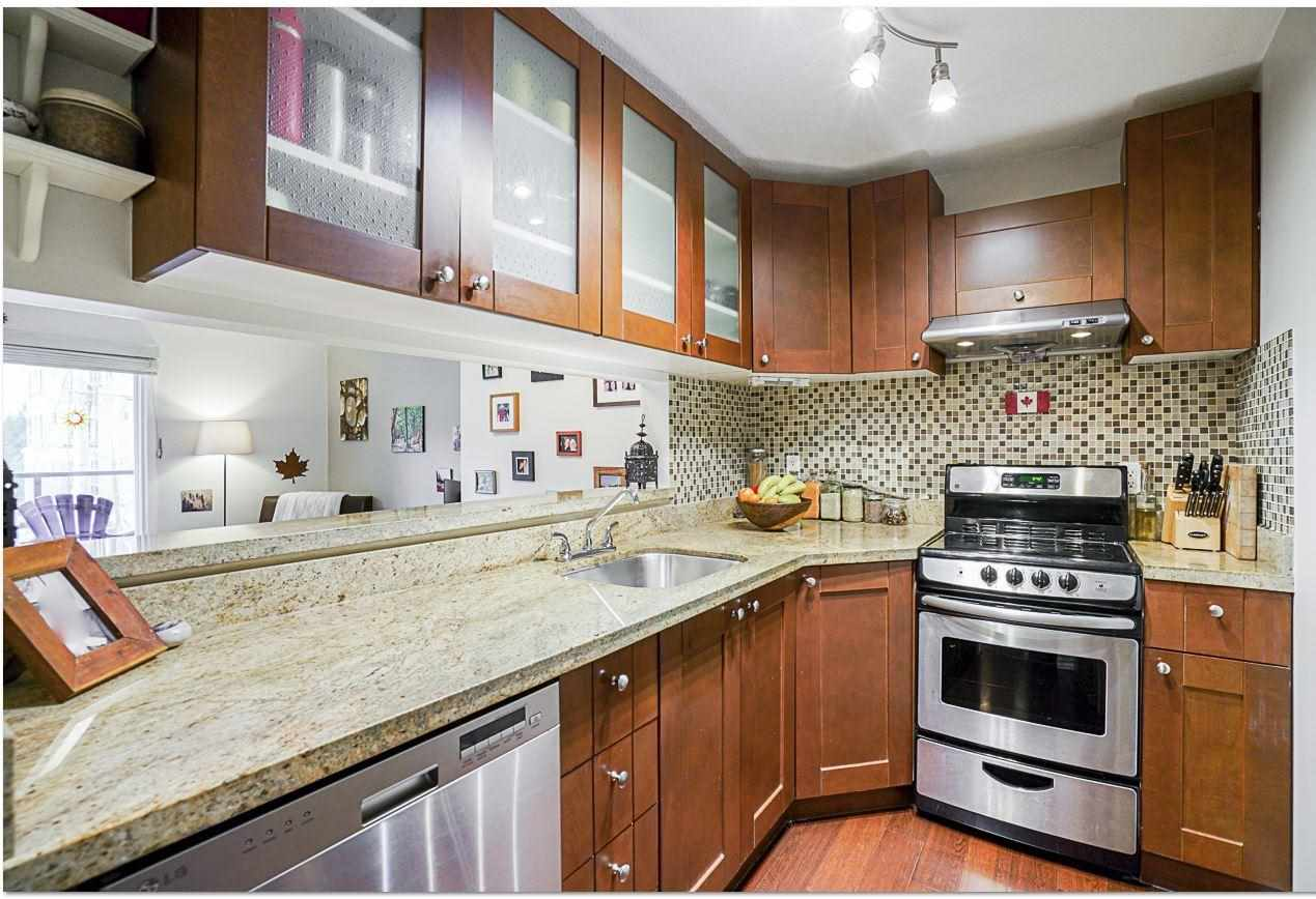 103 156 W 21ST STREET - Central Lonsdale Apartment/Condo for sale, 1 Bedroom (R2575204) - #1