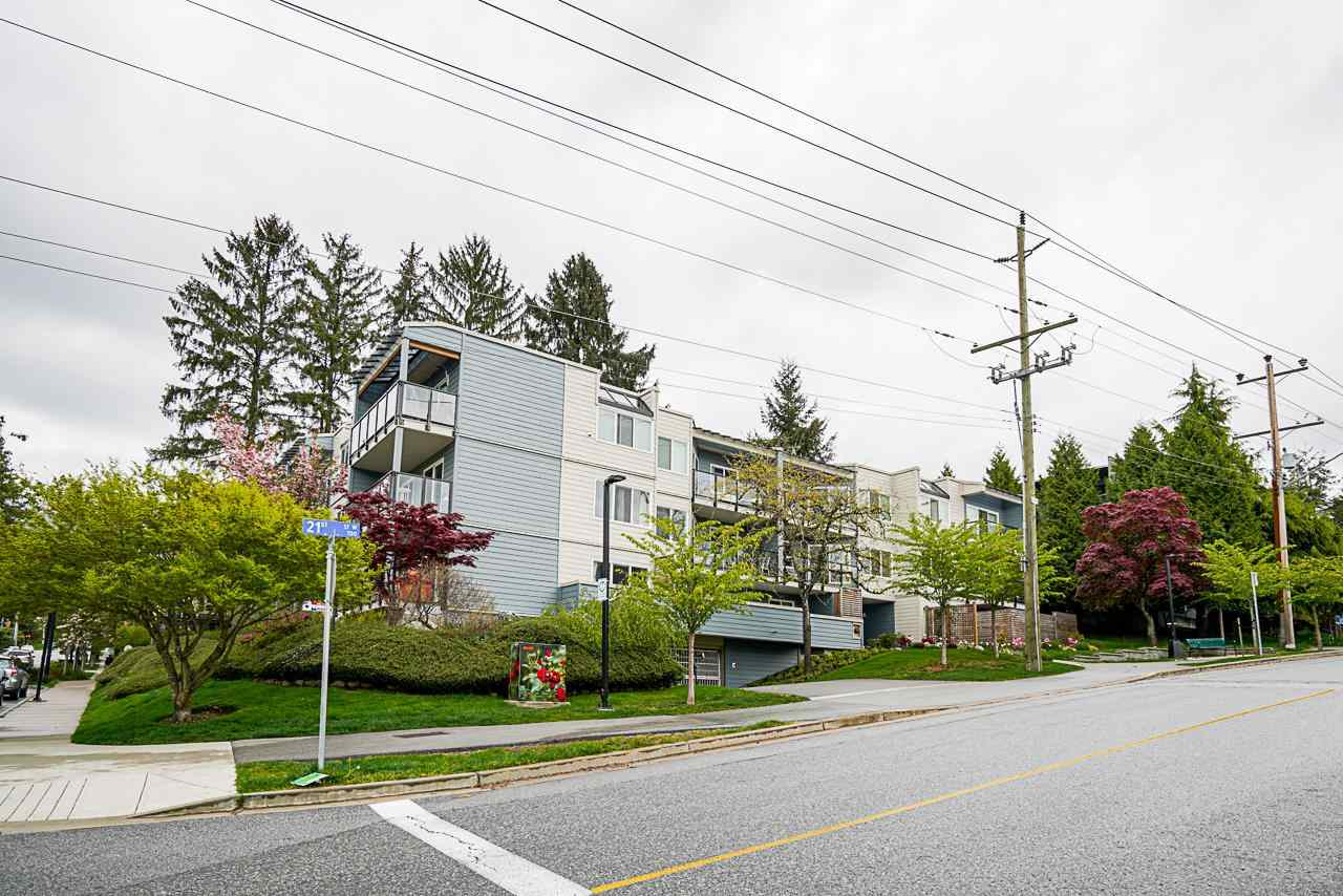 103 156 W 21ST STREET - Central Lonsdale Apartment/Condo for sale, 1 Bedroom (R2575204) - #21