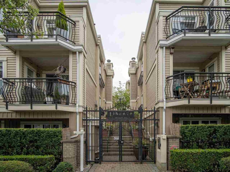 318 678 W 7TH AVENUE - Fairview VW Townhouse for sale, 2 Bedrooms (R2575214)