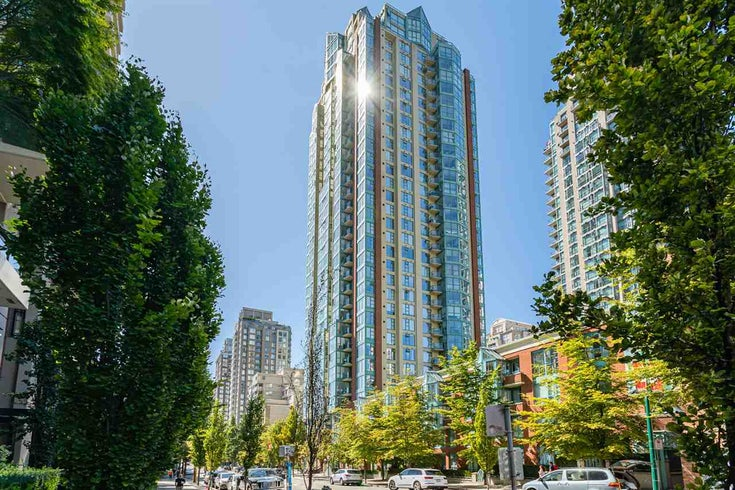 606 939 HOMER STREET - Yaletown Apartment/Condo for sale(R2575270)