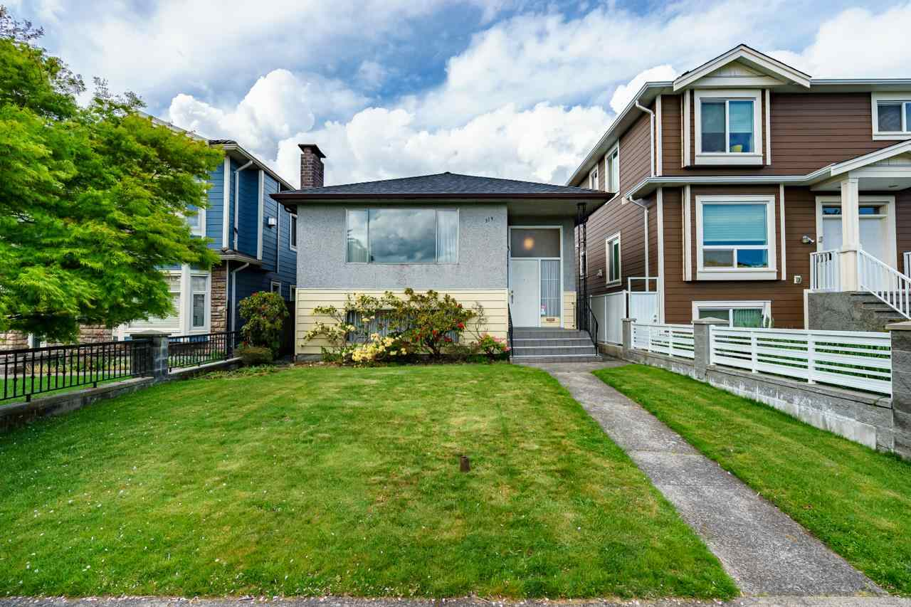 319 E 50TH AVENUE - South Vancouver House/Single Family for sale, 3 Bedrooms (R2575272)