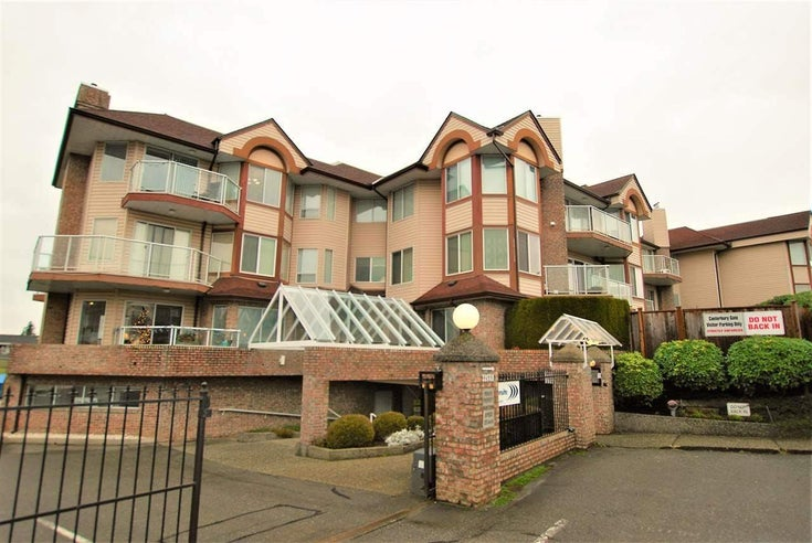 208 32669 GEORGE FERGUSON WAY - Abbotsford West Apartment/Condo for sale, 2 Bedrooms (R2575285)