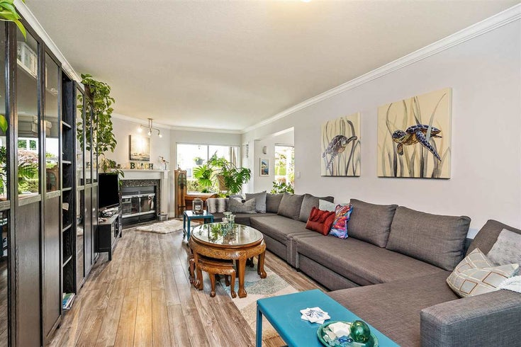 116 7156 121 STREET - West Newton Townhouse for sale, 2 Bedrooms (R2575306)