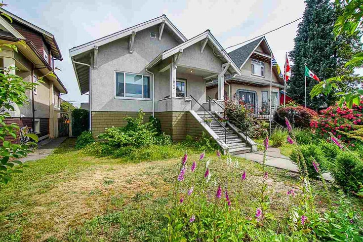 1022 EIGHTH AVENUE - Moody Park House/Single Family for sale, 4 Bedrooms (R2575313)
