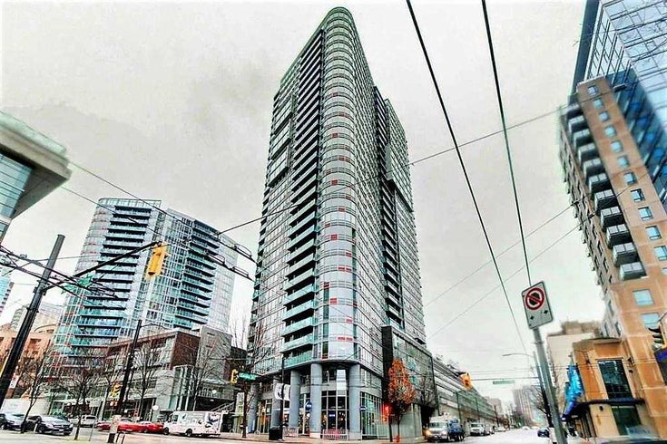 2102 233 ROBSON STREET - Downtown VW Apartment/Condo for sale, 2 Bedrooms (R2575325)