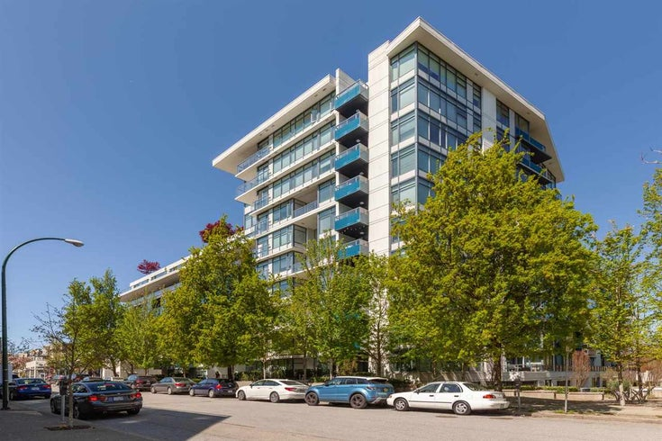 529 1777 W 7TH AVENUE - Fairview VW Apartment/Condo for sale, 2 Bedrooms (R2575356)