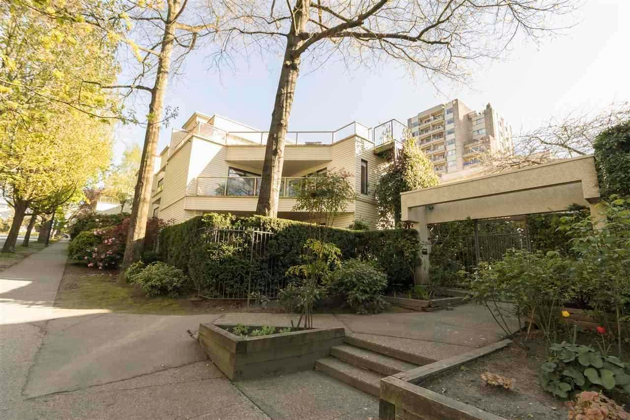 203 1350 COMOX STREET - West End VW Apartment/Condo for sale, 1 Bedroom (R2575389) - #1