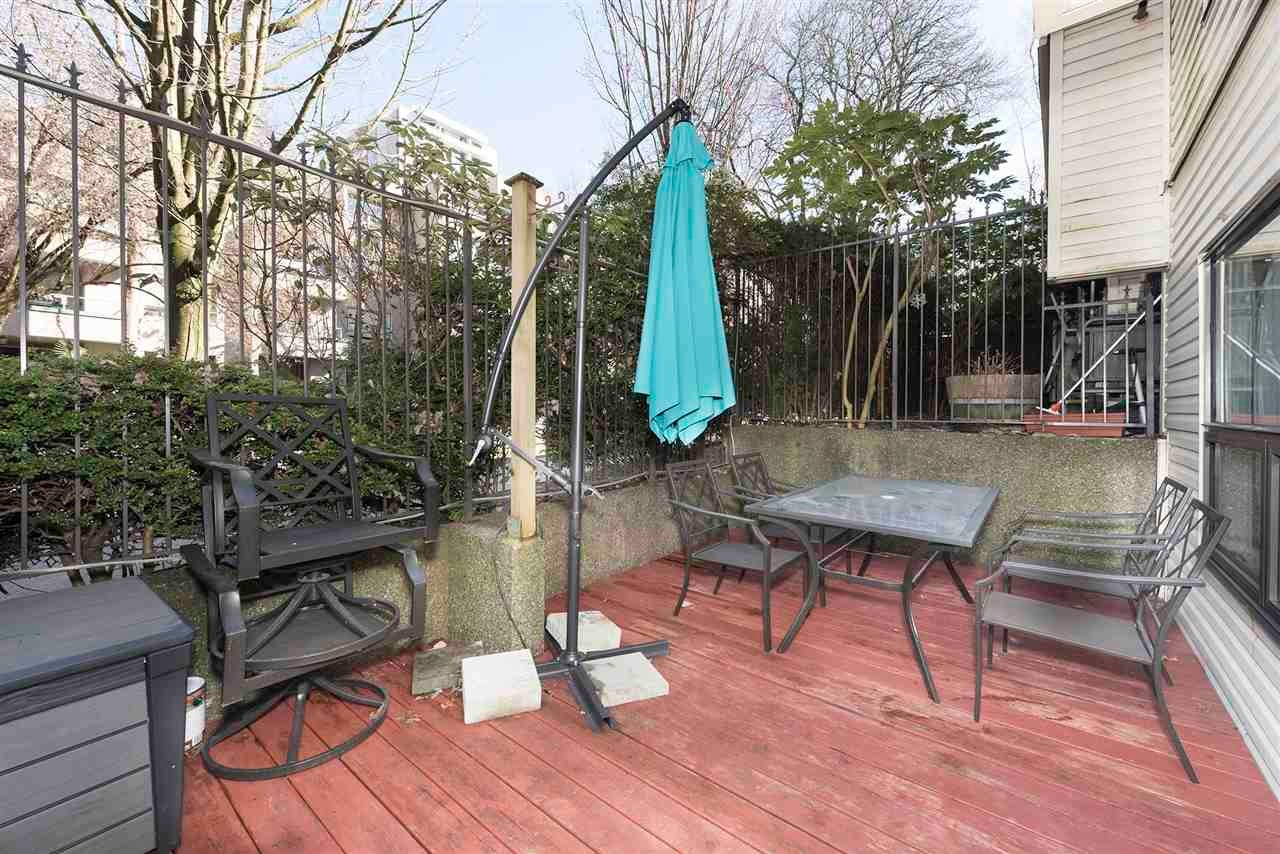 203 1350 COMOX STREET - West End VW Apartment/Condo for sale, 1 Bedroom (R2575389) - #10