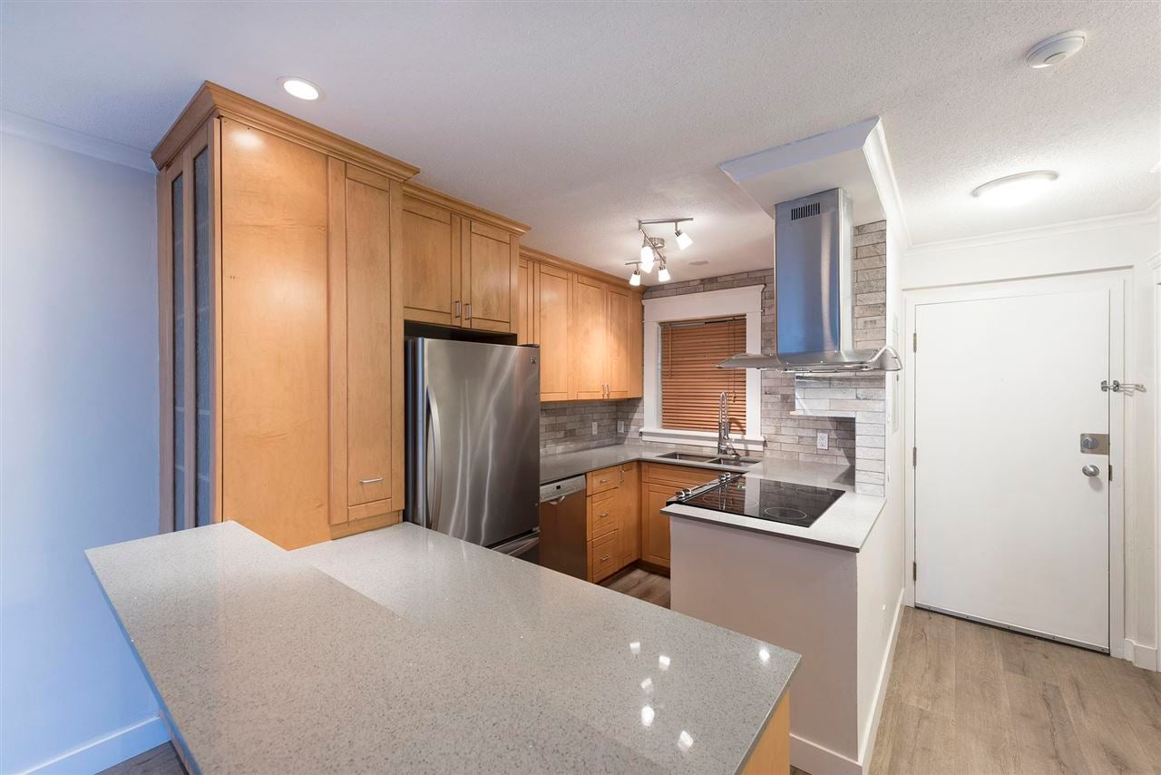 203 1350 COMOX STREET - West End VW Apartment/Condo for sale, 1 Bedroom (R2575389) - #5