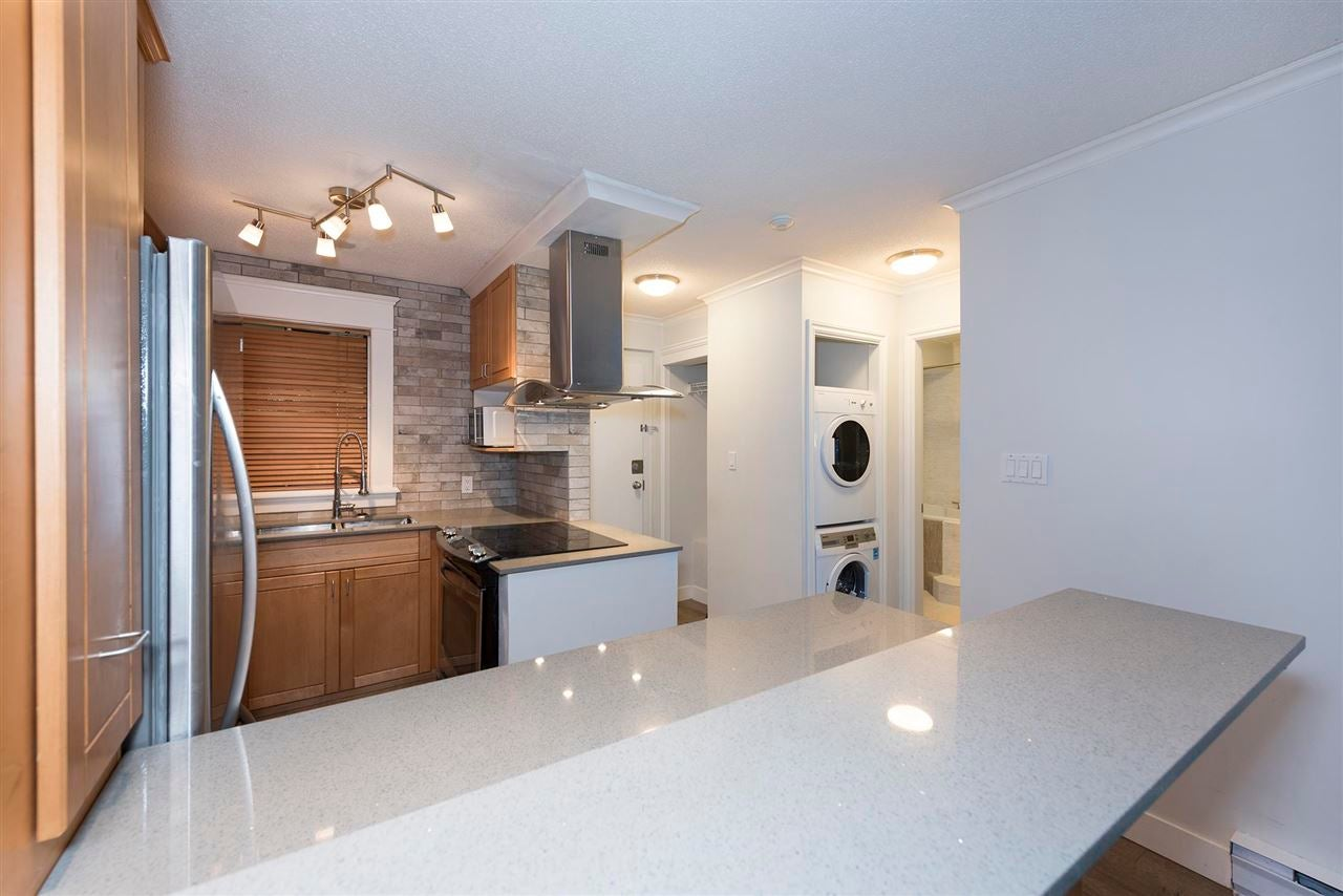 203 1350 COMOX STREET - West End VW Apartment/Condo for sale, 1 Bedroom (R2575389) - #6