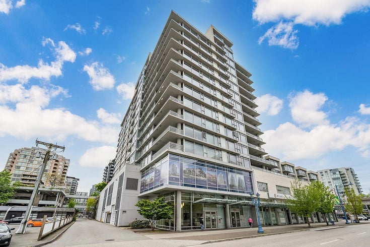 905 8068 WESTMINSTER HIGHWAY - Brighouse Apartment/Condo for sale, 2 Bedrooms (R2575448)