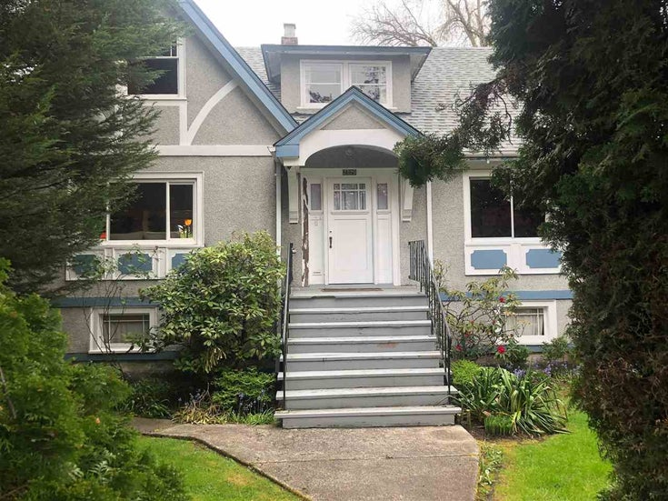 2279 W 49TH AVENUE - Kerrisdale House/Single Family for sale, 4 Bedrooms (R2575512)
