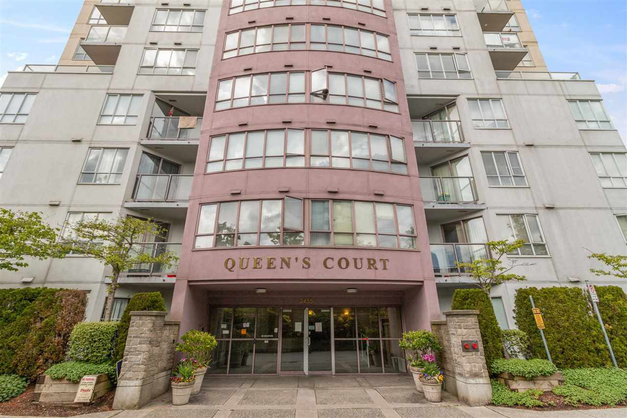 704 3455 ASCOT PLACE - Collingwood VE Apartment/Condo for sale, 1 Bedroom (R2575518)