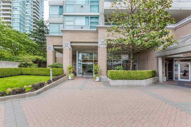 1606 4398 BUCHANAN STREET - Brentwood Park Apartment/Condo for sale, 2 Bedrooms (R2575536)