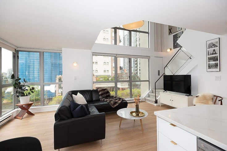 601 1238 RICHARDS STREET - Yaletown Apartment/Condo for sale, 2 Bedrooms (R2575548)