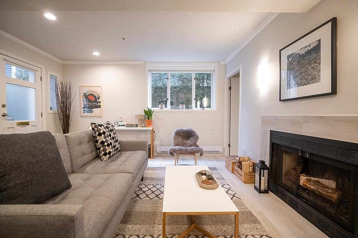 1942 W 15TH AVENUE - Kitsilano Townhouse for sale, 2 Bedrooms (R2575592)