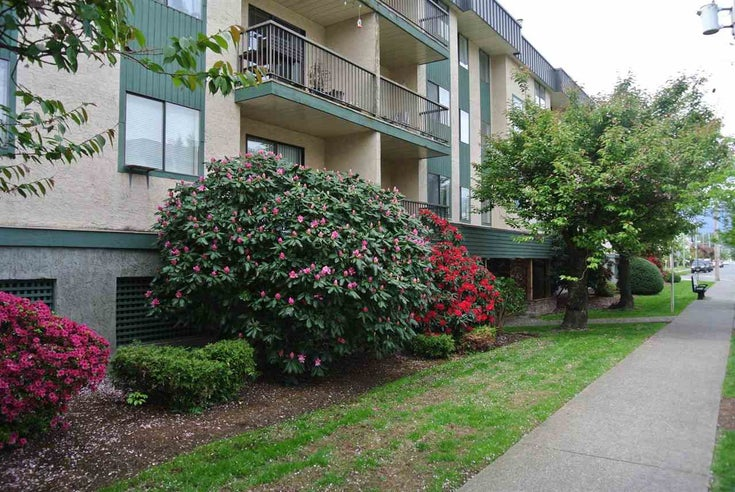 102 45744 SPADINA AVENUE - Chilliwack W Young-Well Apartment/Condo for sale, 1 Bedroom (R2575597)