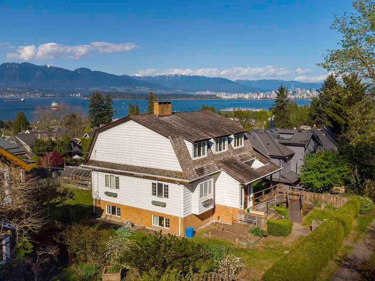 4545 W 6TH AVENUE - Point Grey House/Single Family for sale, 5 Bedrooms (R2575660)