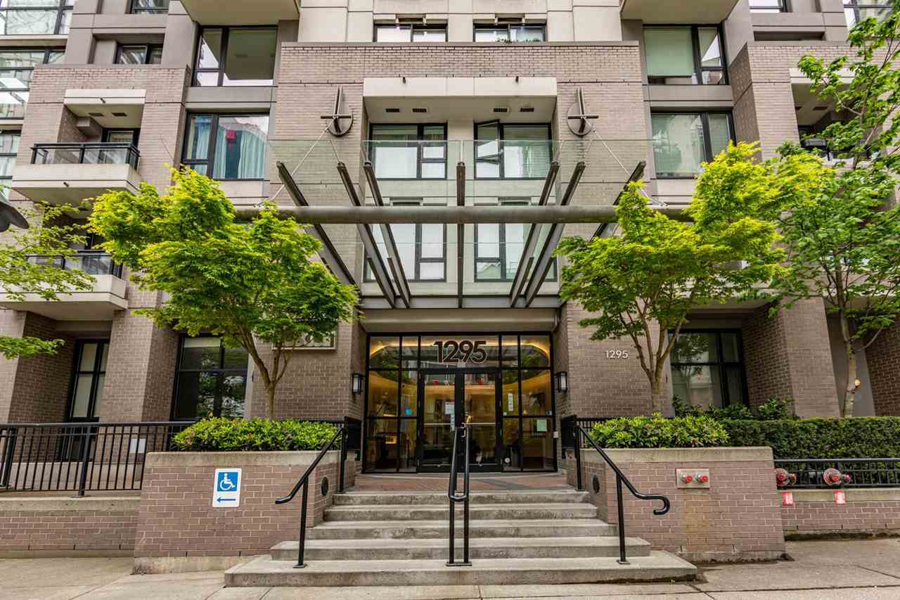 2003 1295 RICHARDS STREET - Downtown VW Apartment/Condo for sale, 1 Bedroom (R2575667) - #1