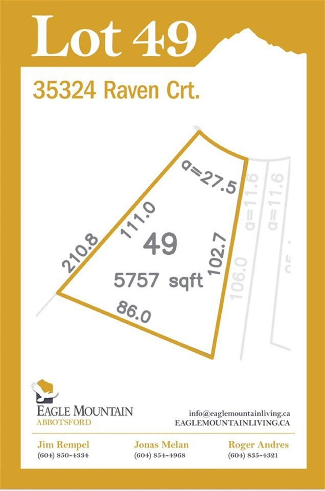 35324 RAVEN COURT - Abbotsford East for sale(R2575691)