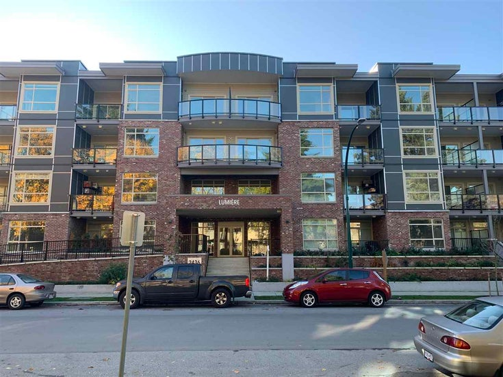 415 2436 KELLY AVENUE - Central Pt Coquitlam Apartment/Condo for sale, 1 Bedroom (R2575703)