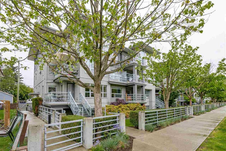 3171 W 4TH AVENUE - Kitsilano Townhouse for sale, 2 Bedrooms (R2575713)