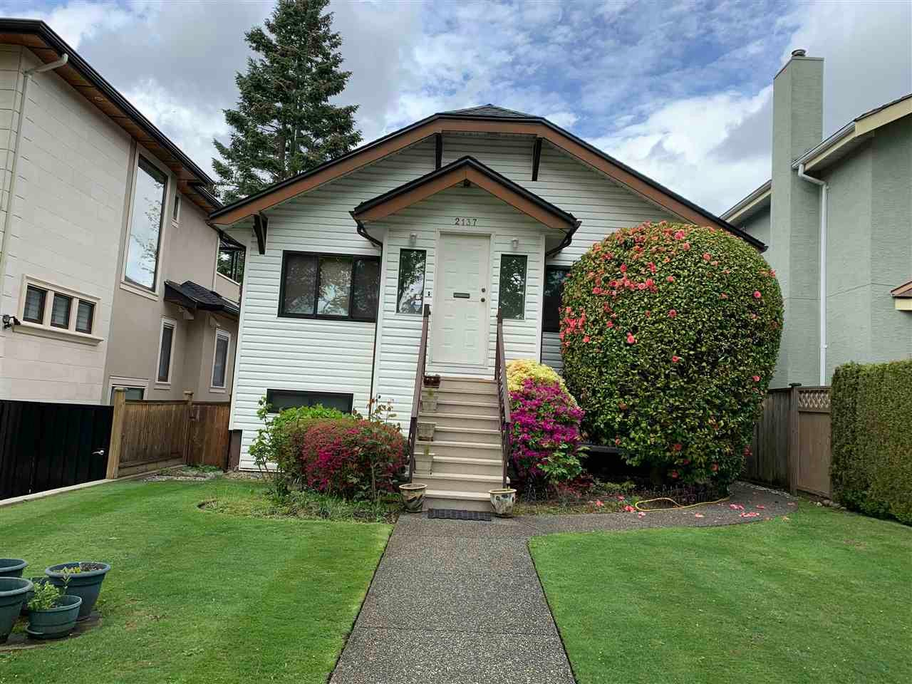 2137 W 46TH AVENUE - Kerrisdale House/Single Family for sale, 3 Bedrooms (R2575736)