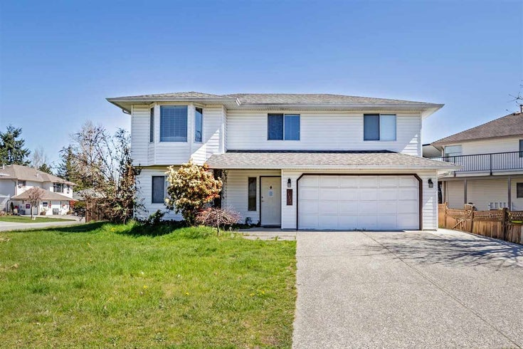 31345 CONAIR AVENUE - Abbotsford West House/Single Family for sale, 4 Bedrooms (R2575742)