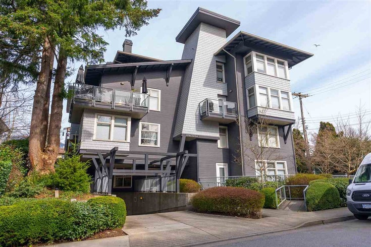 203 118 W 22ND STREET - Central Lonsdale Apartment/Condo for sale, 1 Bedroom (R2575769)