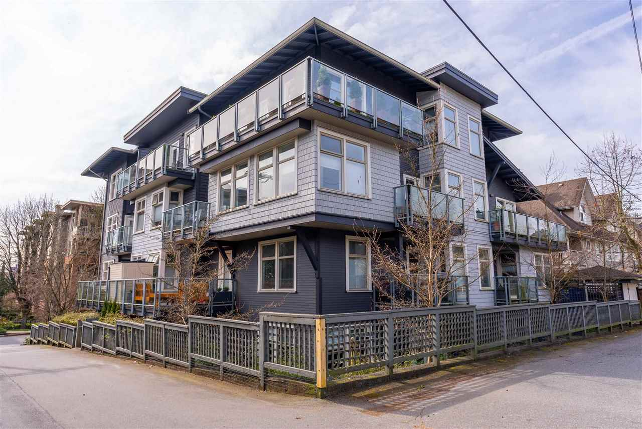 203 118 W 22ND STREET - Central Lonsdale Apartment/Condo for sale, 1 Bedroom (R2575769) - #23