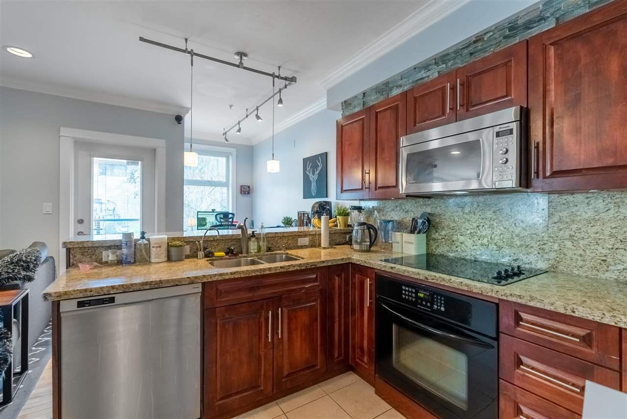 203 118 W 22ND STREET - Central Lonsdale Apartment/Condo for sale, 1 Bedroom (R2575769) - #8