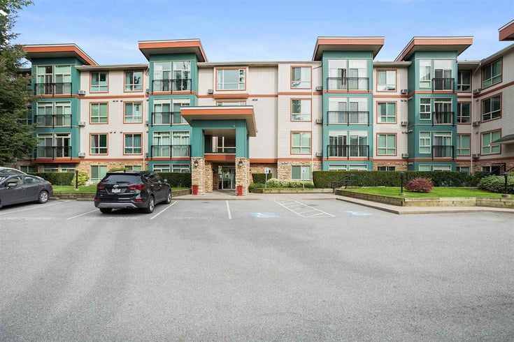 107 33485 SOUTH FRASER WAY - Central Abbotsford Apartment/Condo for sale, 2 Bedrooms (R2575788)